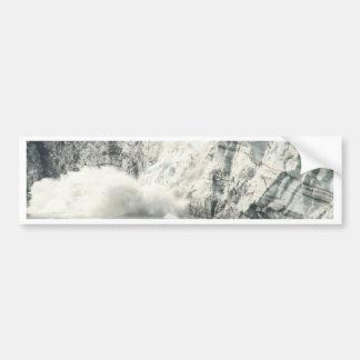 Iceberg Etiqueta De Parachoque