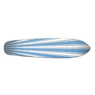Iceberg Color Stripe Funky Pattern Skate Decks
