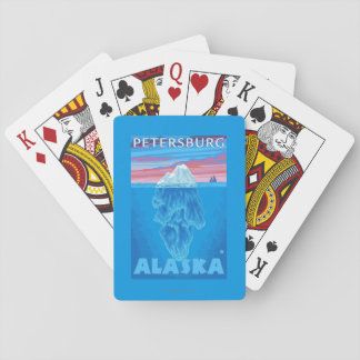 Iceberg Cross-Section - Petersburg, Alaska Card Deck