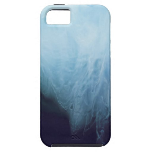 Iceberg Deep blue sea Funda Para iPhone SE/5/5s