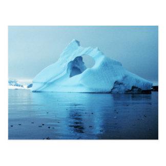 Iceberg en la Antártida Postales
