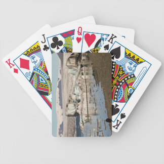 Iceberg formations 2 bicycle playing cards