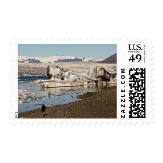 Iceberg formations 2 postage