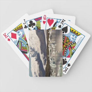 Iceberg formations 3 bicycle playing cards
