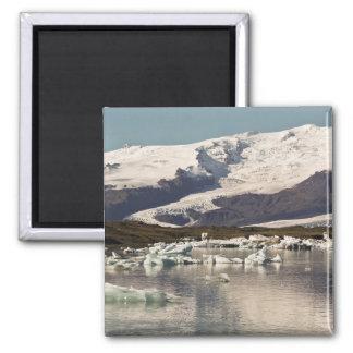 Iceberg formations 3 fridge magnet