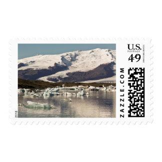 Iceberg formations 3 postage