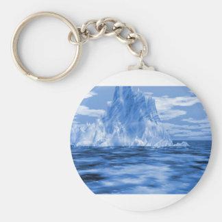 Iceberg Iceburg Keychain