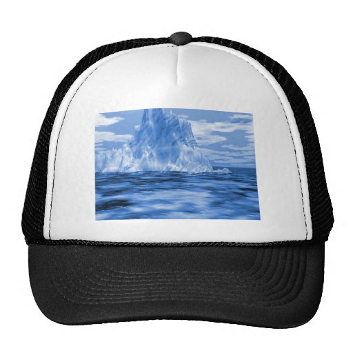 Iceberg Iceburg Trucker Hat