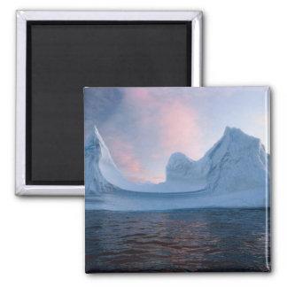 Iceberg Imán Cuadrado