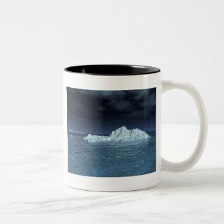 """""""Iceberg In Moonlight"""" Mug"""