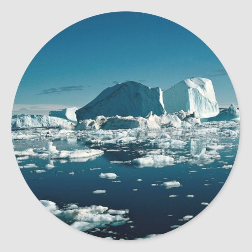 Iceberg, invierno de Groenlandia Etiquetas