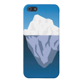 Iceberg Cover For iPhone 5