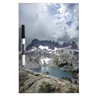 Iceberg Lake 2 - Ansel Adams Wilderness Dry Erase Board