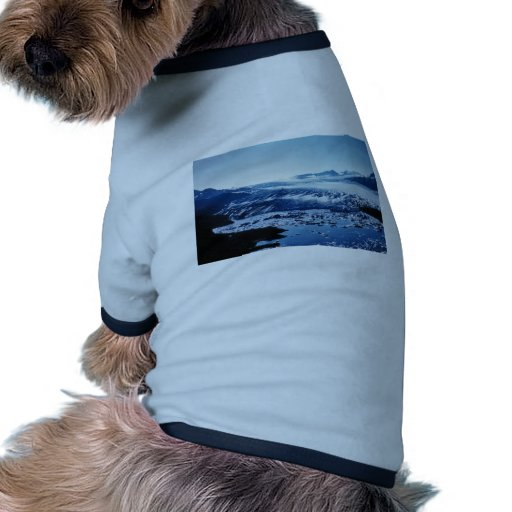 Iceberg Lake, Tustumena Glacier Doggie T Shirt