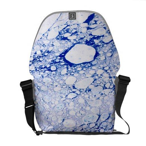 Iceberg Messenger Bags