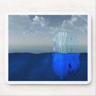 Iceberg Mouse Pad