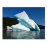 Iceberg on Mendenhall Lake in Alaska Postcard