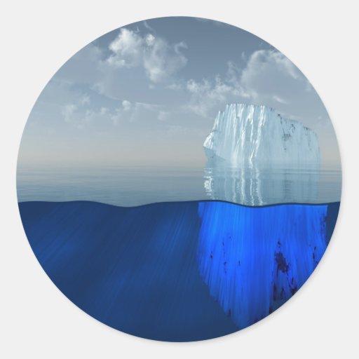 Iceberg Etiquetas