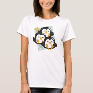 Iceberg Penguin Dumplings Platter T-Shirt