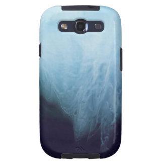 Iceberg sea Deep blue Galaxy SIII Covers