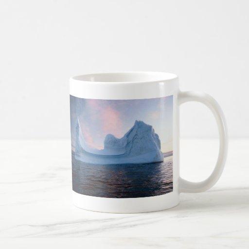 Iceberg Taza Básica Blanca