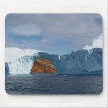 Iceberg With Hole Near Sanderson  Hope Mouse Mats