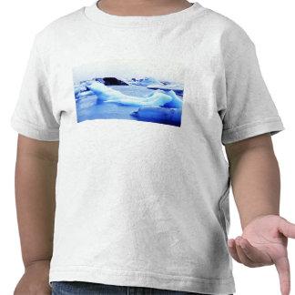 Icebergs en la laguna de Jokulsarlon Camiseta