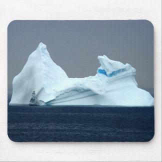 Icebergs in Newfoundland Mouse Pad