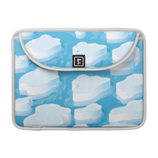 Icebergs Sleeve For MacBook Pro