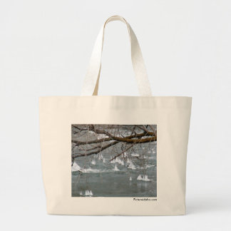 IceBoats Tote Bag