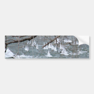 IceBoats Bumper Sticker