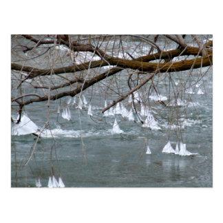 IceBoats Postcard