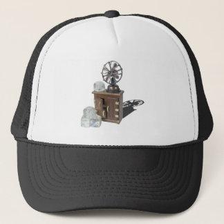 IceBoxAndFan083114 copy.png Trucker Hat