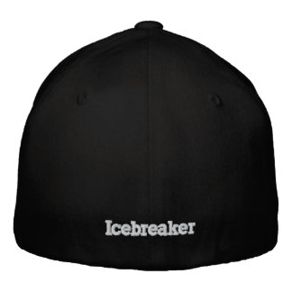 ICEBREAKER Hat 2 Embroidered Baseball Cap