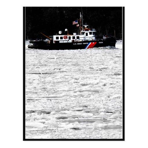 Icebreaker Postcard