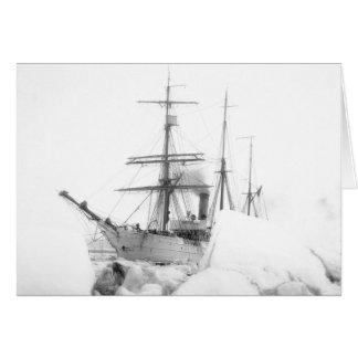 Icebreaker U.S.R.C. Bear 1900 Greeting Card