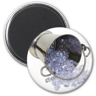 IceBucket060709 2 Inch Round Magnet