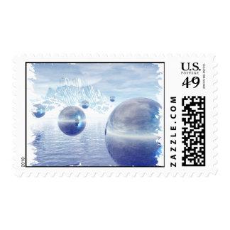 Iceburg Postage