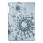 Icecap Spirals Fractal Cover For The iPad Mini