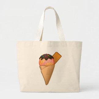 Icecream Canvas Bags