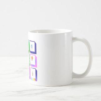 icecream boxes coffee mug