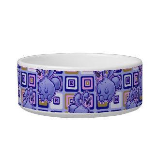 Icecream Bunny Pattern Bowl