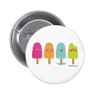 icecream buttom pinback button