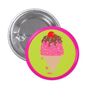 Icecream Cone Button