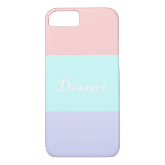 Icecream Dessert iPhone 7 case