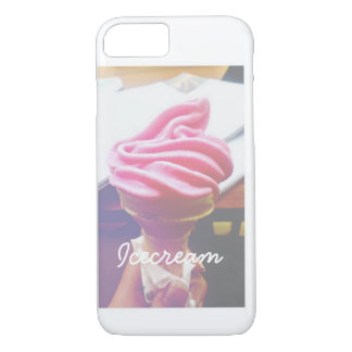 Icecream iPhone 7 Case