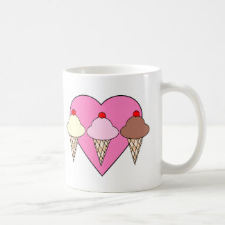 icecream love coffee mug
