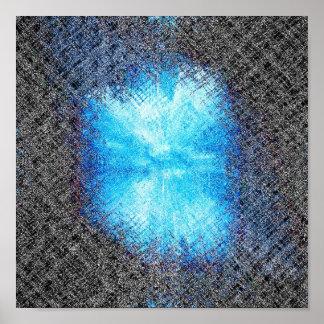 Icecube cartesiano impresiones