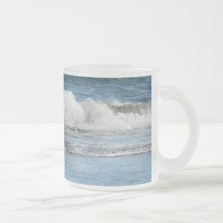 Iced Blue Frost Mug