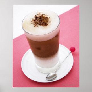 Iced Cappuccino Print